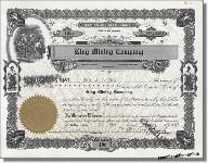 King Mining Company