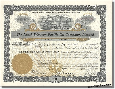 North Western Pacific Oil Company