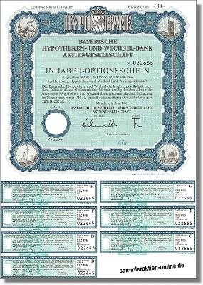 Bayerische Hypotheken- und Wechsel-Bank - Hypo-Bank