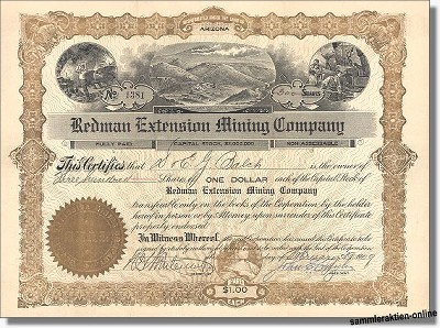 Redman Extension Mining Company