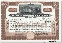 Utah Metal and Tunnel Company