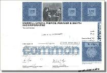 Merrill Lynch, Pierce, Fenner & Smith Inc.