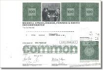 Merrill Lynch & Co. Inc.