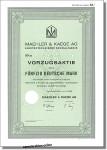 Maehler & Kaege AG elektrotechnische Spezialfabrik