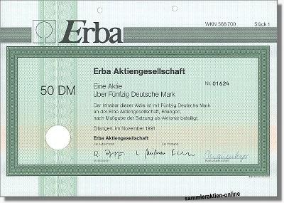 Erba AG