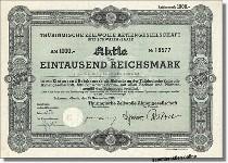 Thüringische Zellwolle AG