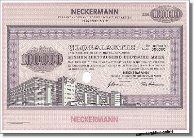 Neckermann Versand KGaA