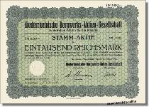 Niederrheinische Bergwerks-AG, Ruhrkohle