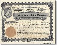 Bergbau - Minen USA