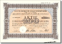 Vogtländische Maschinenfabrik vorm. J. C. & H. Dietrich
