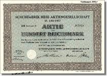 Schuhfabrik Hess AG