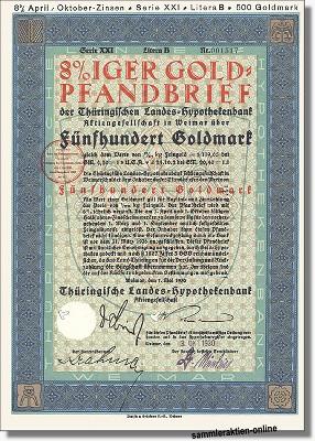 Thüringische Landes-Hypothekenbank