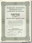 August Schmits Kohlengrosshandlung AG