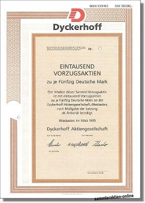 Dyckerhoff Aktiengesellschaft
