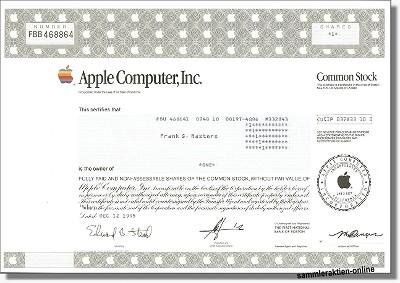 Apple Computer old - Dekodruck