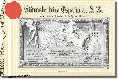 Hidroelectrica Espanola, S.A.