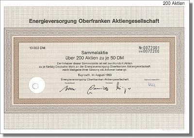 Energieversorgung Oberfranken AG
