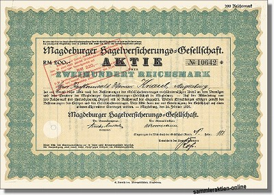 Magdeburger Hagelversicherungs-Gesellschaft