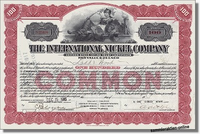 International Nickel Company
