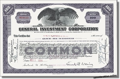 General Investment Corporation