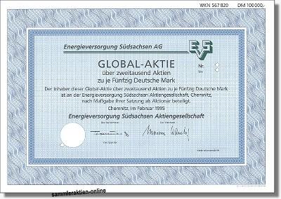 Energieversorgung Südsachsen AG