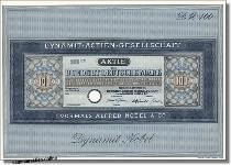 Dynamit-Actien-Gesellschaft vorm. Alfred Nobel & Co.