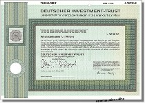 Deutscher Investment Trust - DIT Thesaurent