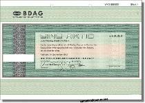 BDAG - Balcke-Dürr AG