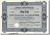 Leipnik-Lundenburger Zuckerfabriken AG