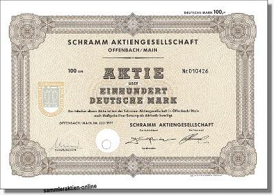 Schramm AG