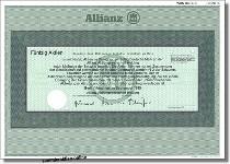 Allianz Aktiengesellschaft Holding