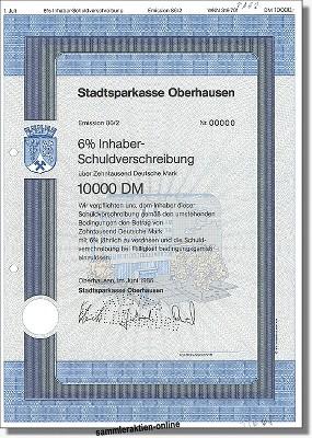 Stadtsparkasse Oberhausen