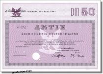 Mannheimer Versicherung Aktiengesellschaft