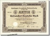 Metallpapier & Bronzefarben Blattmetallwerke AG