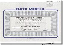 Data Modul Aktiengesellschaft