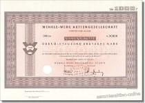 Wehrle-Werk Aktiengesellschaft