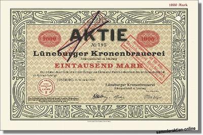 Lüneburger Kronenbrauerei AG