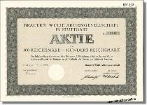 Brauerei Wulle Aktiengesellschaft