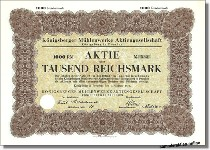 Königsberger Mühlenwerke Aktiengesellschaft