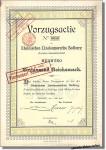 Rheinische Linoleumwerke Bedburg Actien-Gesellschaft