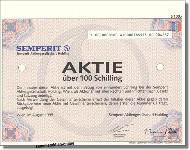 Semperit Aktiengesellschaft Holding