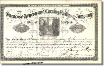 Syracuse, Geneva and Corning Railway Company