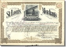 St. Louis Merchants Bridge Company
