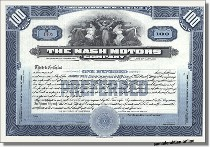 Nash Motors Company