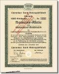 Chemnitzer Bank Aktiengesellschaft