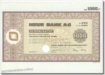 Neue Bank Aktiengesellschaft