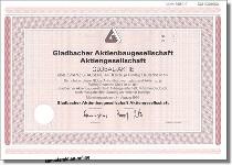 Gladbacher Aktienbaugesellschaft AG