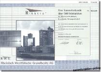 Rheinisch Westfälische Grundbesitz AG - RWG