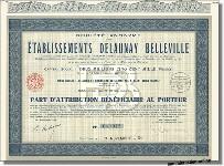 Etablissements Delaunay Belleville