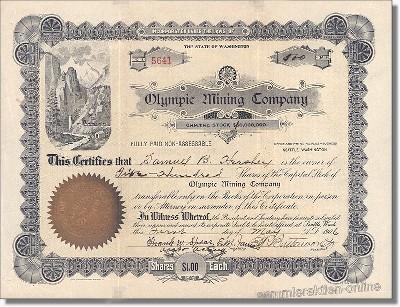 Olympic Mining Company